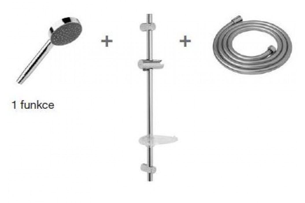 Sprchový set Jika Mio, 1 funkce H3607110040201