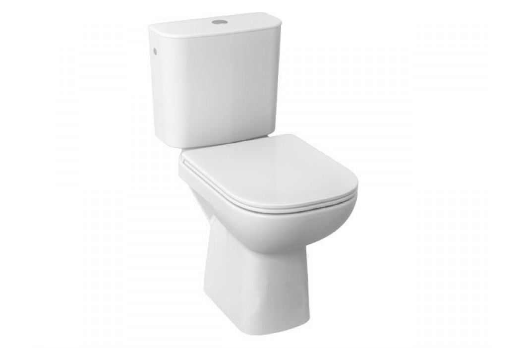 Stojící WC kombi Jika Deep, zadní odpad, 65cm H8266160002811