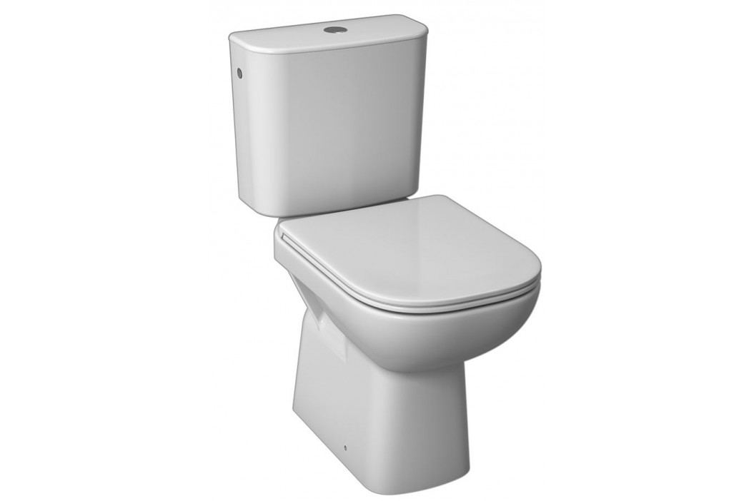 Stojící WC kombi Jika Deep, zadní odpad, 65cm H8266160002801