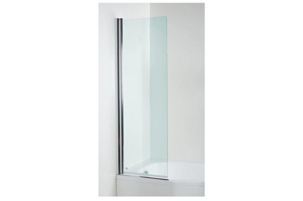 Vanová zástěna Jika Tigo 60x150 cm pravé, čiré sklo H2572120026681