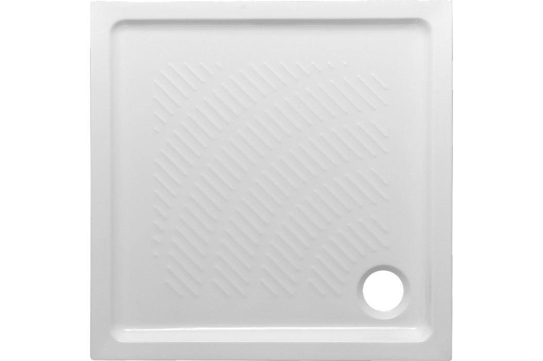 Sprchová vanička čtvercová Multi ABS 80x80 cm, akrylát ABSNEW80Q