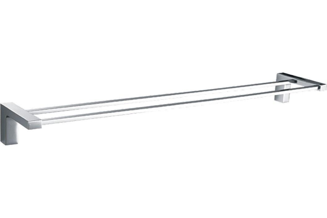 Optima Držák ručníků  hranatý Donata 62 cm, chrom DON29