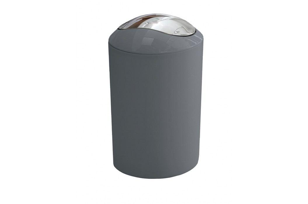Kleine Wolke Odpadkový koš Glossy 5 l, antracit, plast 5063901858