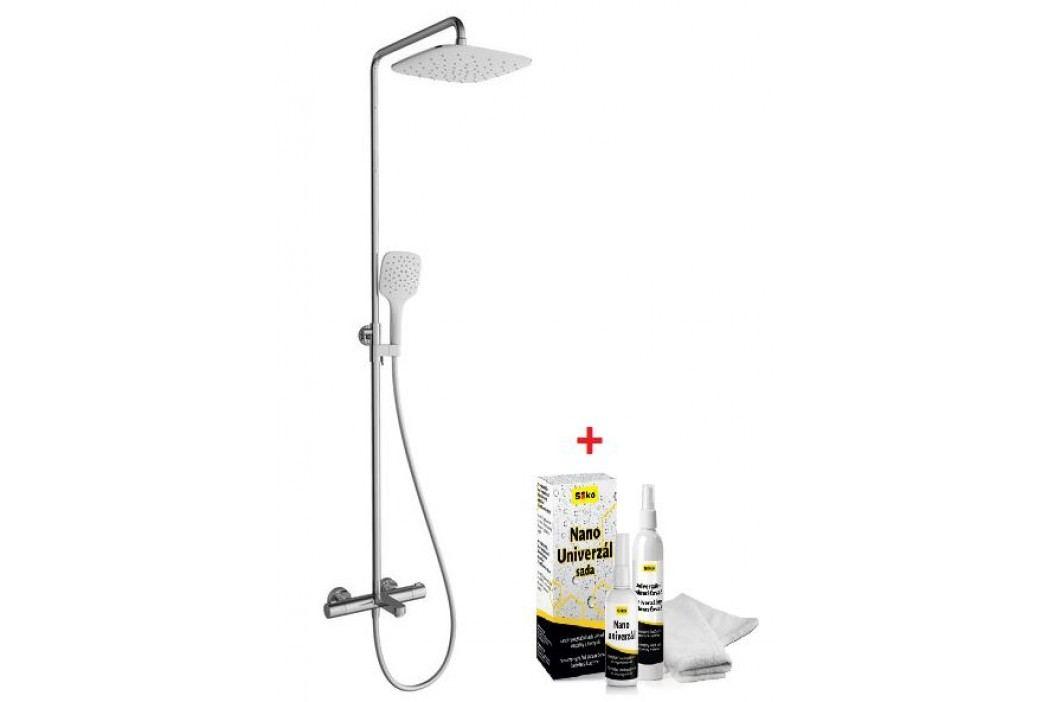 Sprchový systém Ravak s termostatickou baterií SIKOBRVS