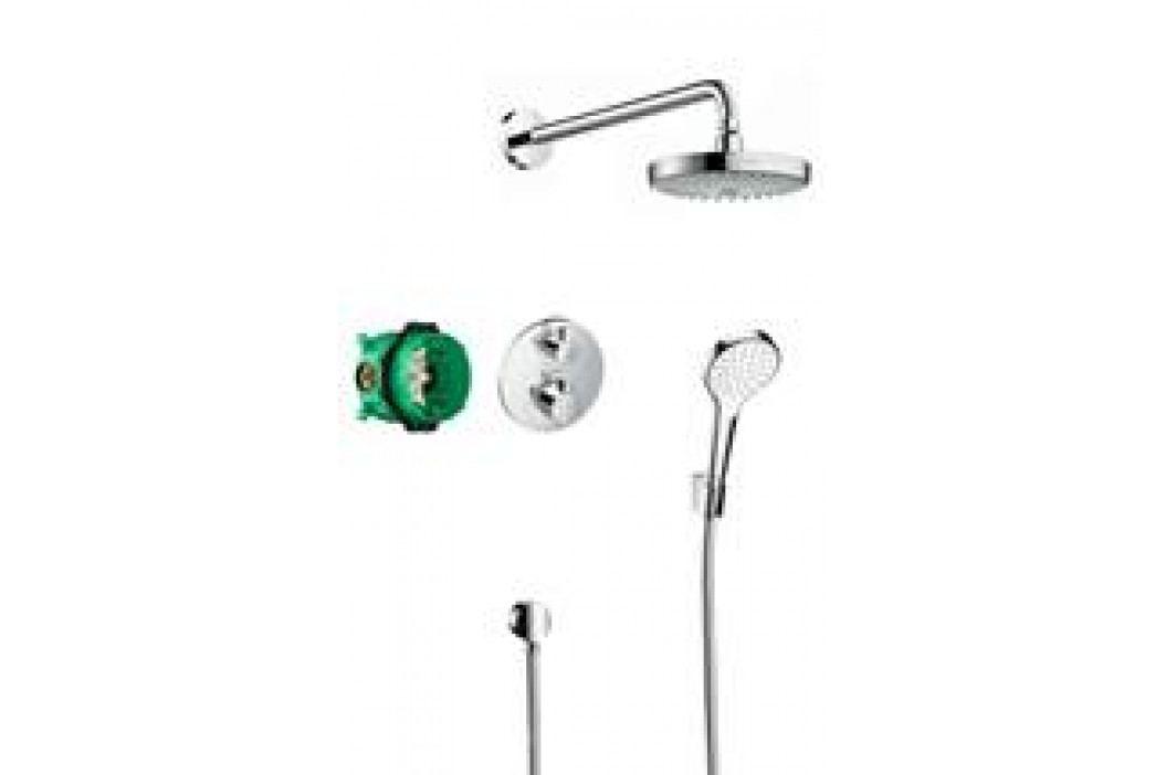 Hansgrohe Croma Select S - Designová sprchová souprava Ecostat S, chrom 27295000