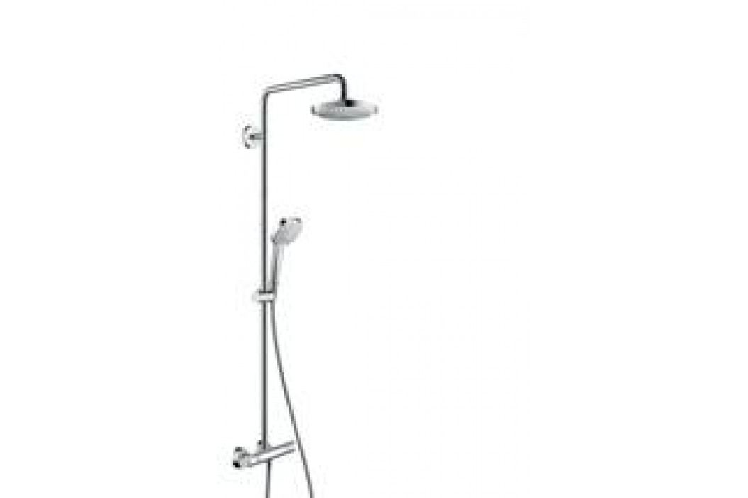 Sprchový systém Hansgrohe Croma Select s termostatickou baterií 27257400