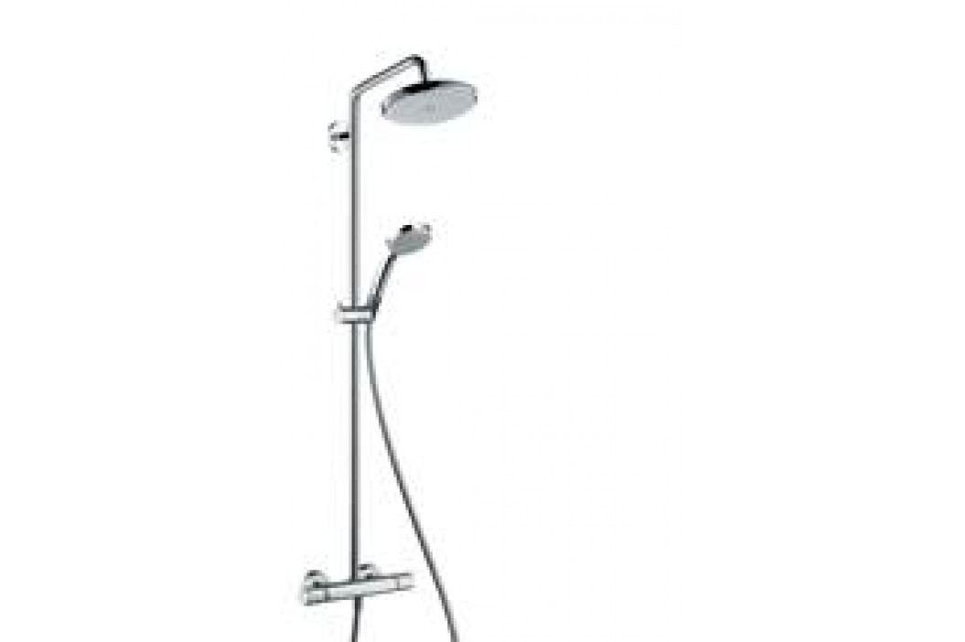 Sprchový systém Hansgrohe Croma s termostatickou baterií, 1 funkce 27185000