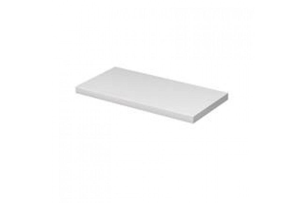 Deska pod umyvadlo Naturel Ratio 70 cm, bílá lesklá DE54.70.9016G