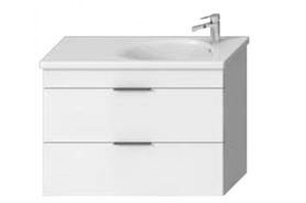 Skříňka pod umyvadlo Jika Tigo N 97 cm, bílá H40J2164015001