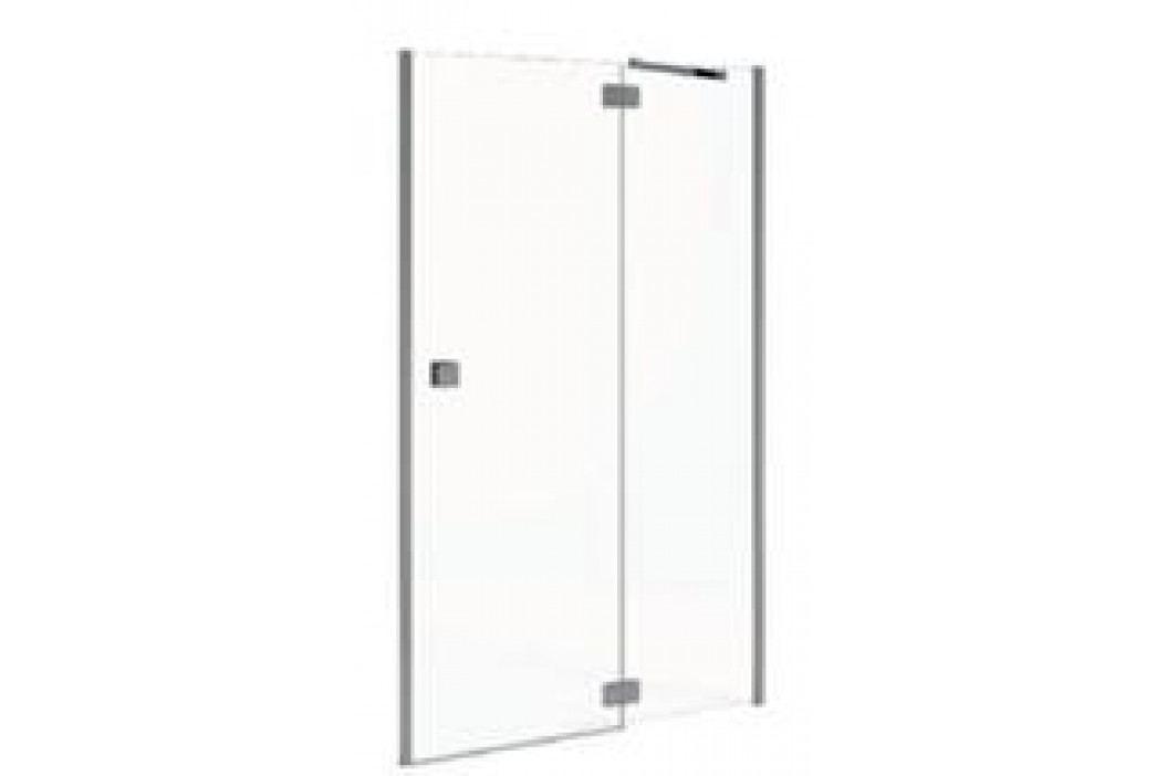 Jika PURE dveře P 100cm jednokř bezrám transp H2544250026681