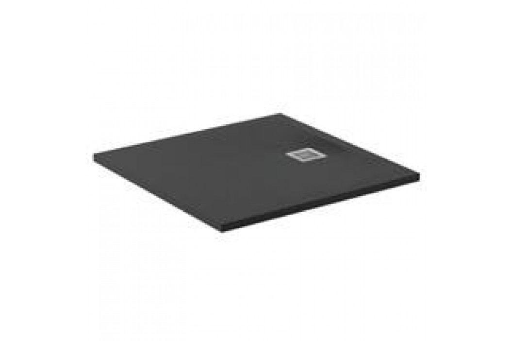 Ideal Standard Ultra Flat S Sprchová vanička 900 x 900 mm, černá K8215FV