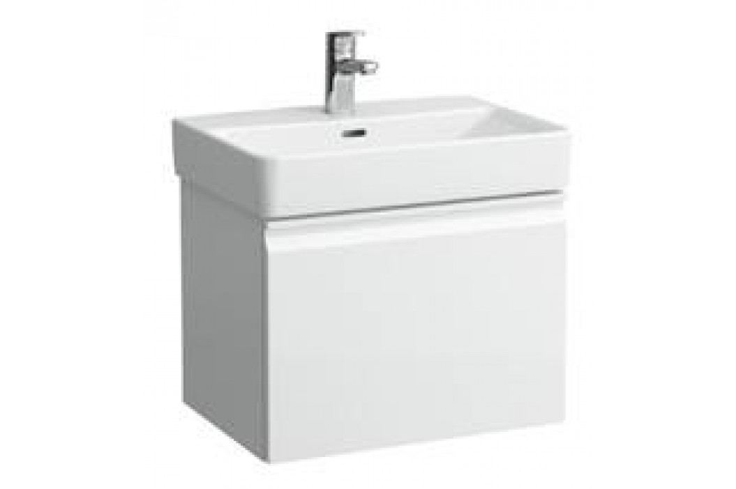 Skříňka pod umyvadlo Laufen Laufen Pro 51 cm, bílá matná H4830210954631