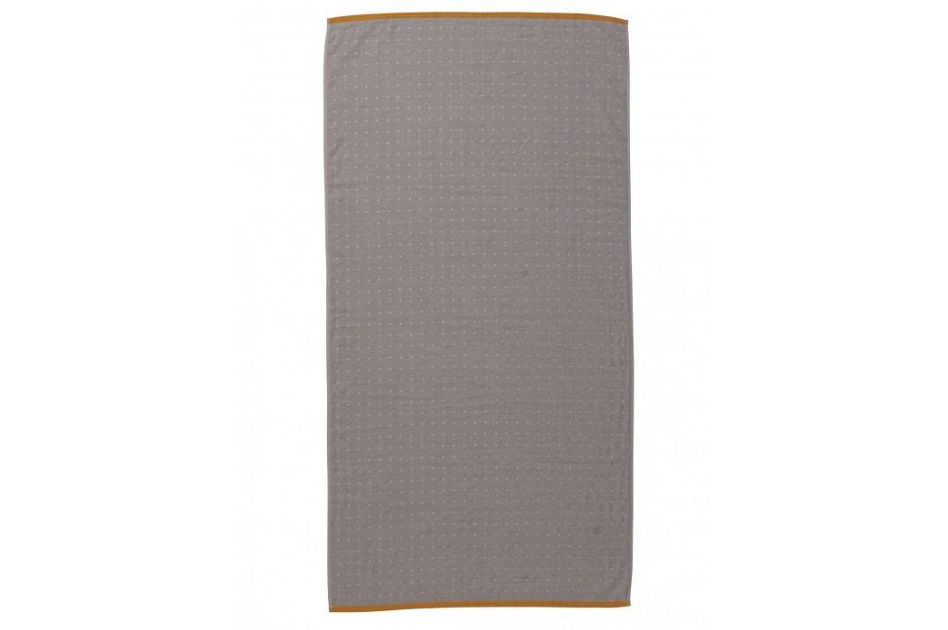 Osuška Sento Grey 70x140 cm, šedá barva, textil
