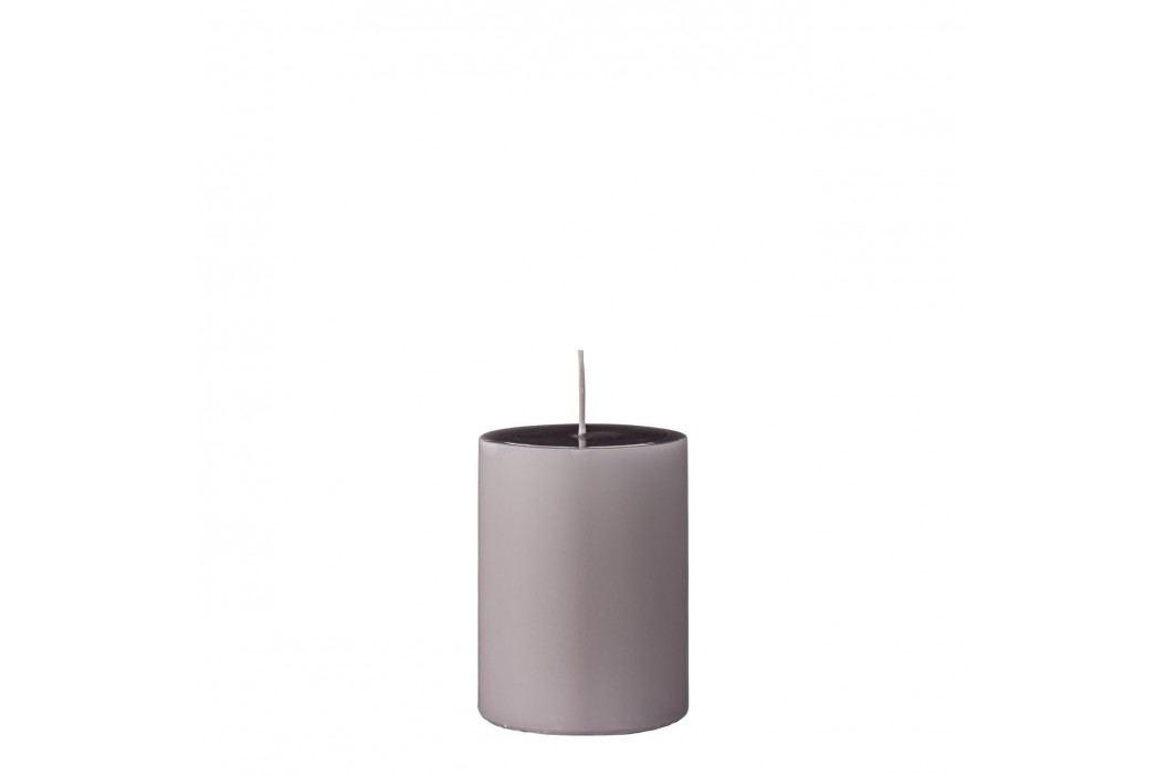 Svíčka Mauve 10 cm, fialová barva