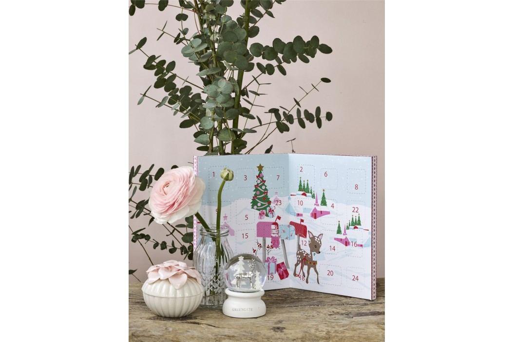 Adventní čokoládový kalendář Bambi, multi barva
