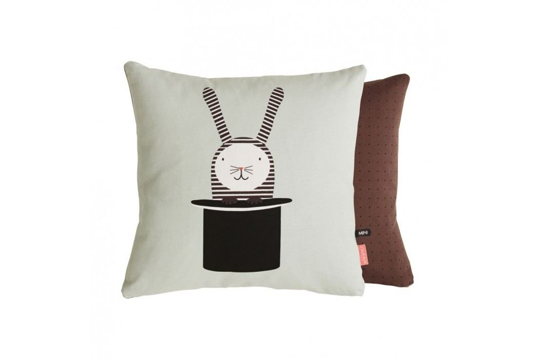 OYOY Dětský polštář Rabbit, multi barva, textil