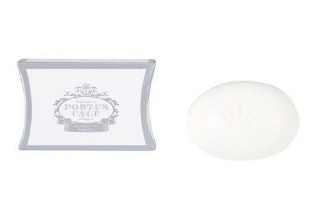 CASTELBEL Mýdlo Castelbel White/silver 40gr, bílá barva, stříbrná barva