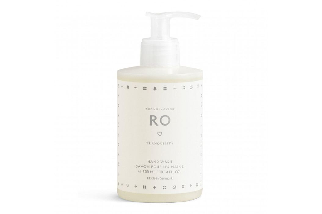 SKANDINAVISK Tekuté mýdlo na ruce RO (klid) 300 ml, bílá barva, plast