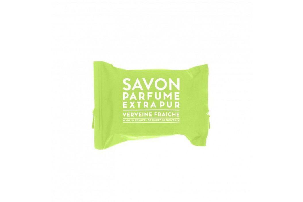 COMPAGNIE DE PROVENCE Mini mýdlo Verbena 25g, zelená barva