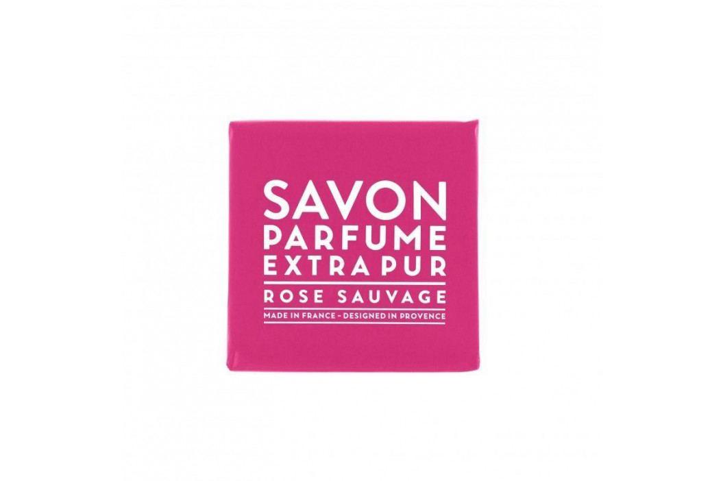 COMPAGNIE DE PROVENCE Mýdlo Divoká růže 100g, růžová barva