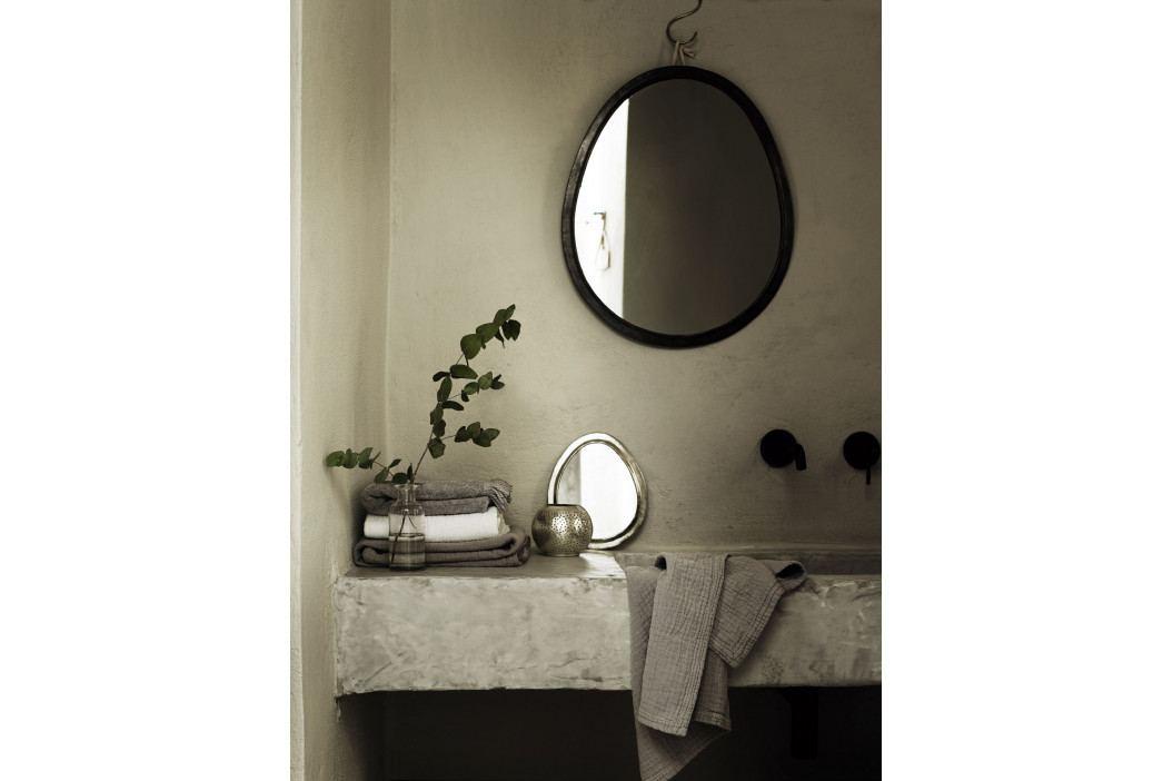 Tine K Home Bavlněná osuška Phantom 90x150cm, šedá barva, textil