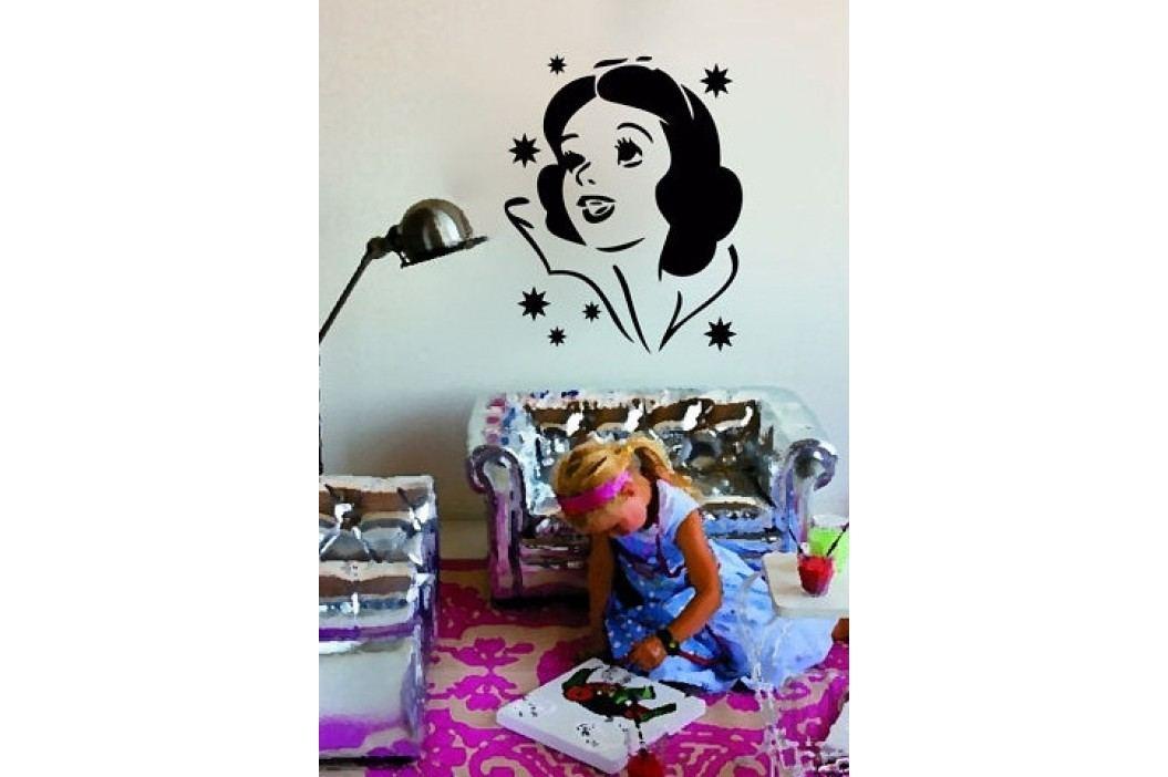 Sněhurka (50 x 40 cm) -  Samolepka na zeď