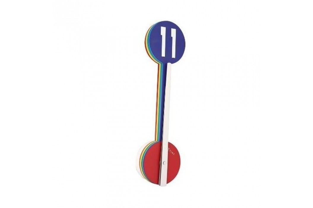 Designové nástěnné hodiny 2995di Nextime Pantone 60cm