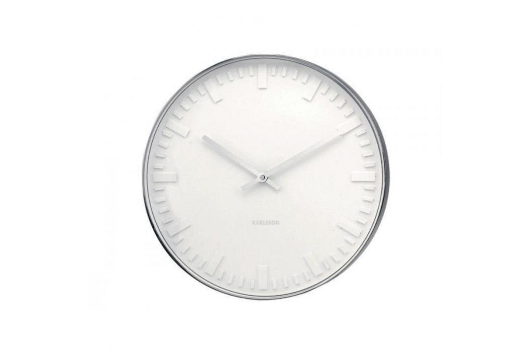 Designové nástěnné hodiny 4384 Karlsson 38cm