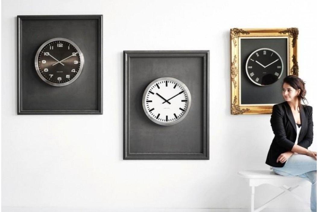 Designové nástěnné hodiny 4625 Karlsson 50cm