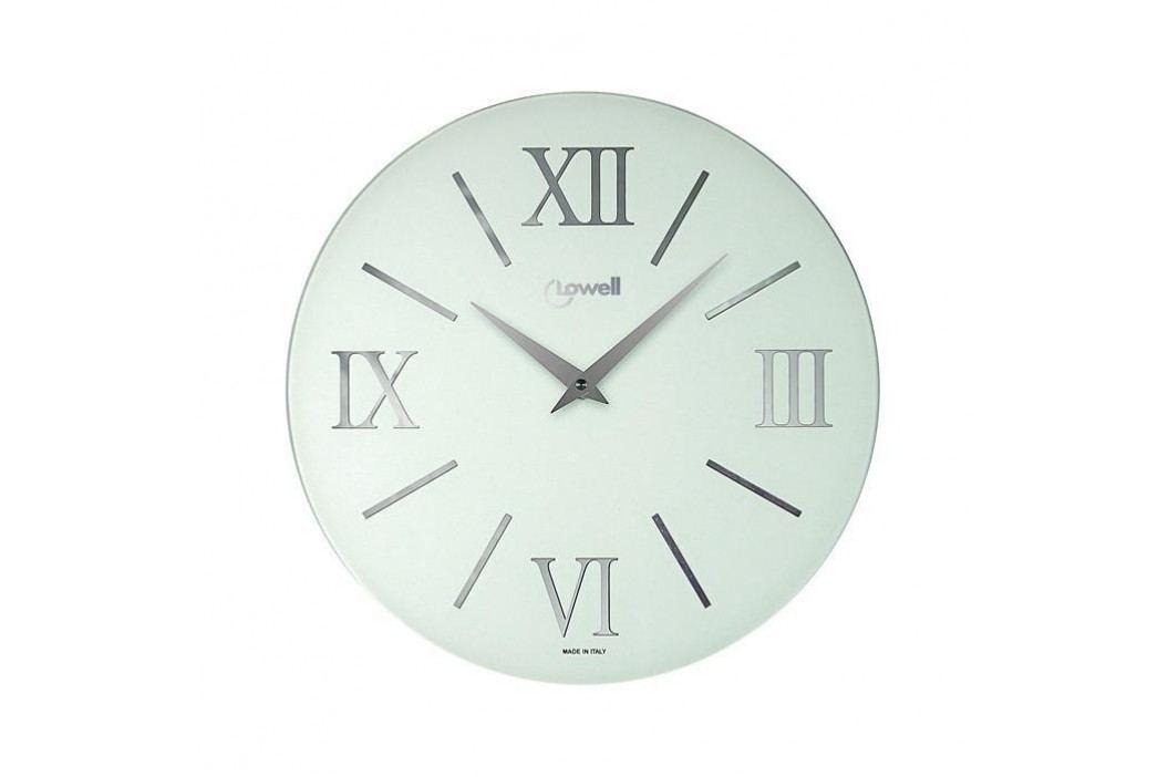 Designové nástěnné hodiny Lowell 11833 Design 35cm