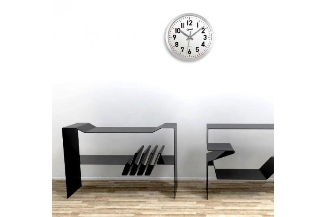 Designové nástěnné hodiny Lowell 14932B Design 31cm