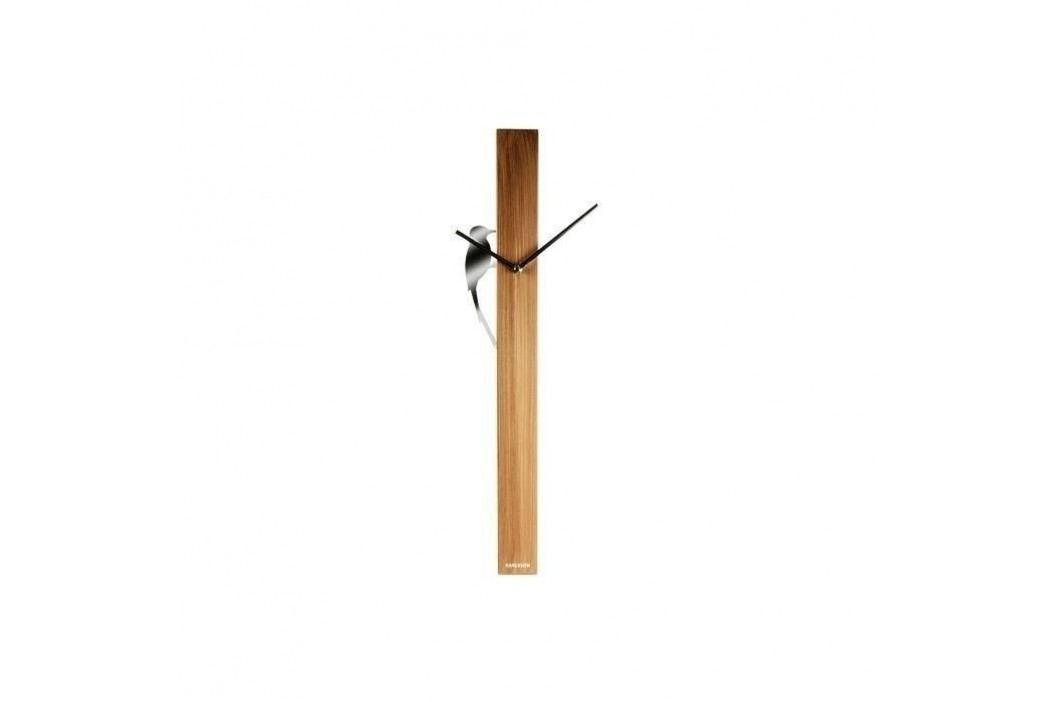 Designové nástěnné hodiny KA5418WD Karlsson 65cm