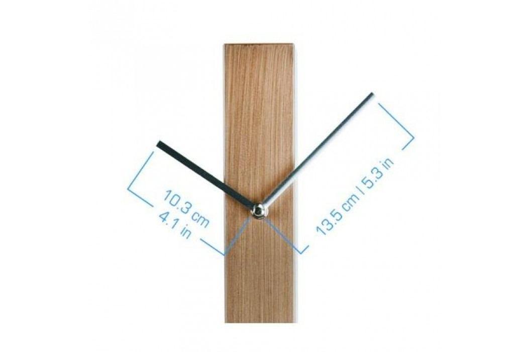 Designové nástěnné hodiny KA5420WD Karlsson 65cm