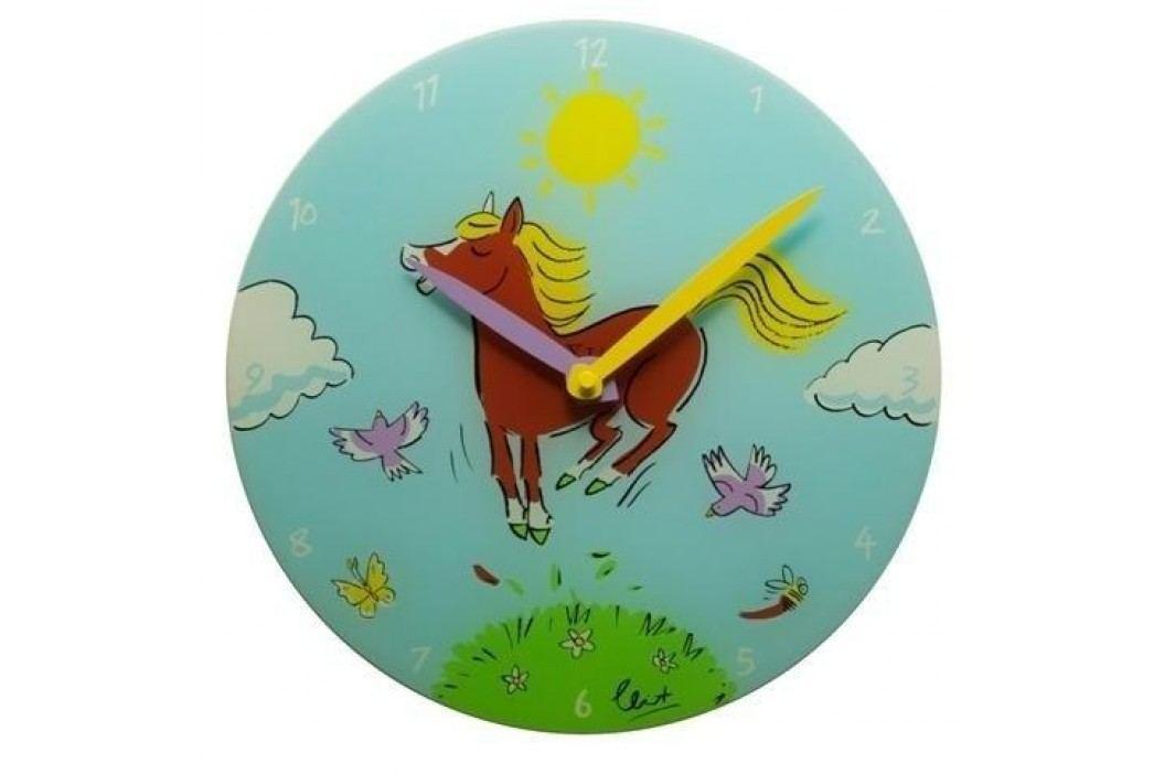 Dětské nástěnné hodiny 8812 Nextime Jump For Toy 30cm