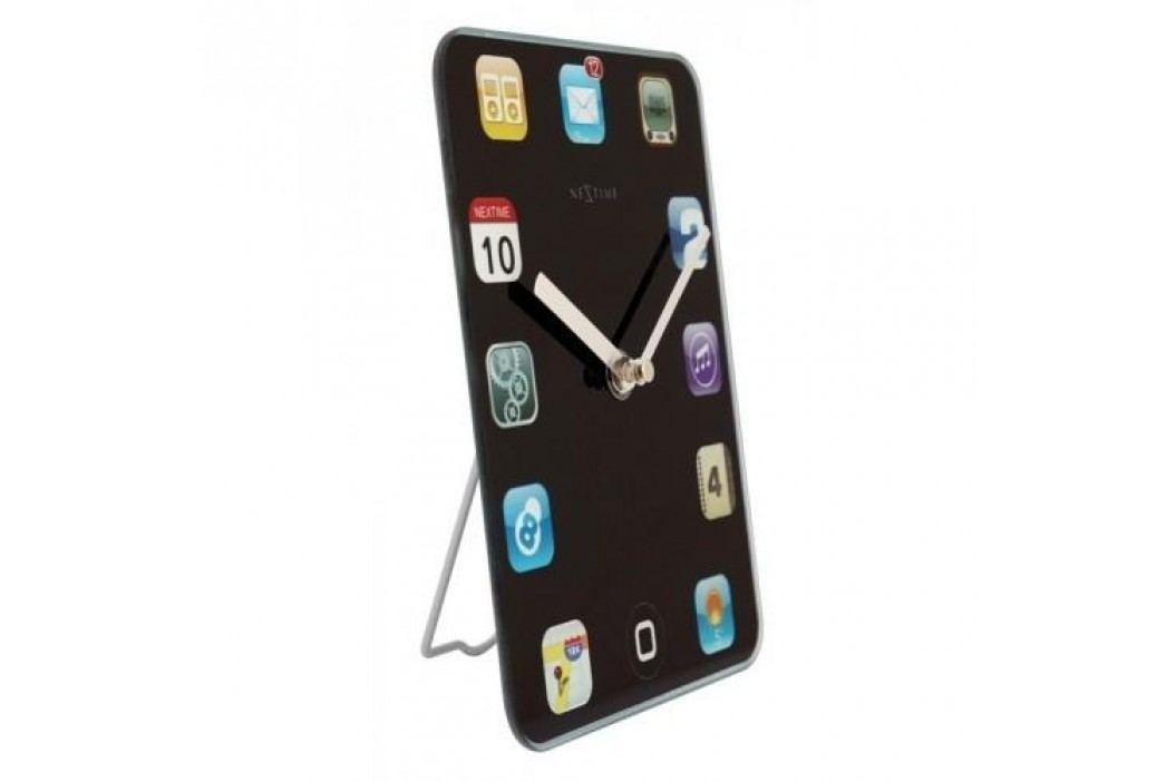 Designové nástěnné hodiny 5181 Nextime Mini Wallpad 20cm