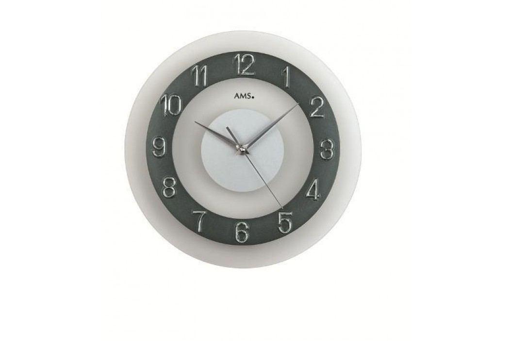 Nástěnné hodiny 9355 AMS 30cm