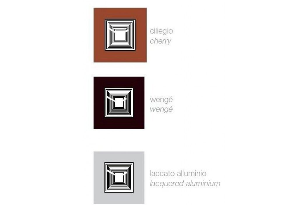Designové hodiny Diamantini a Domeniconi Target cherry 42cm
