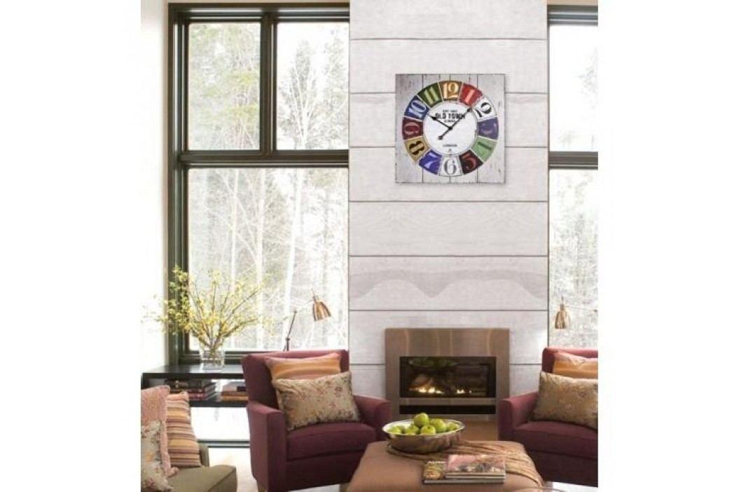 Designové nástěnné hodiny 21441 Lowell 60cm