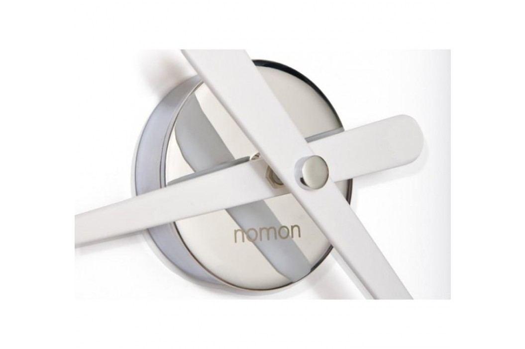 Designové nástěnné hodiny Nomon RODON Mini white 50cm