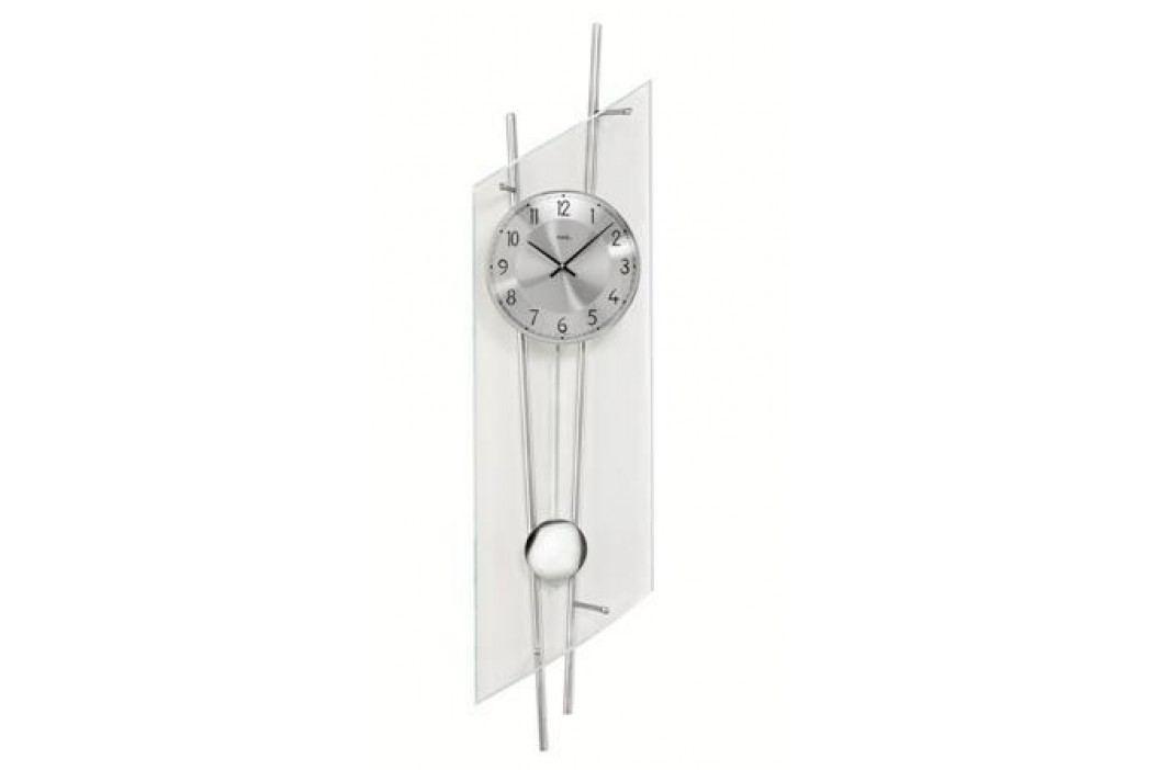 Kyvadlové nástěnné hodiny 5200 AMS řízené rádiovým signálem 95cm