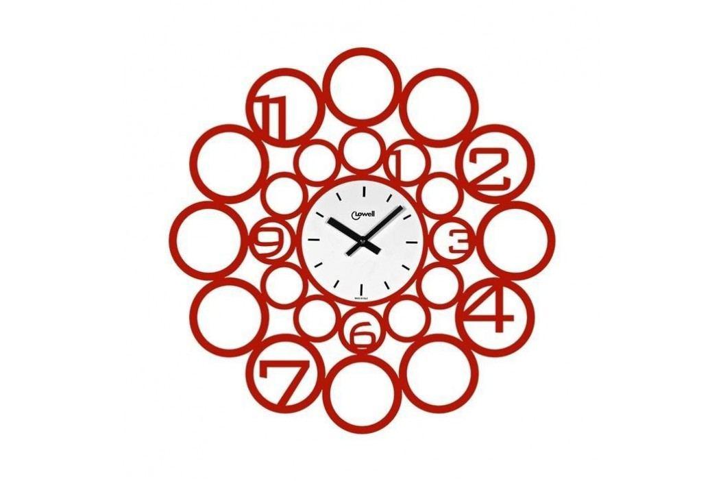 Designové nástěnné hodiny Lowell 05834R Design 50cm