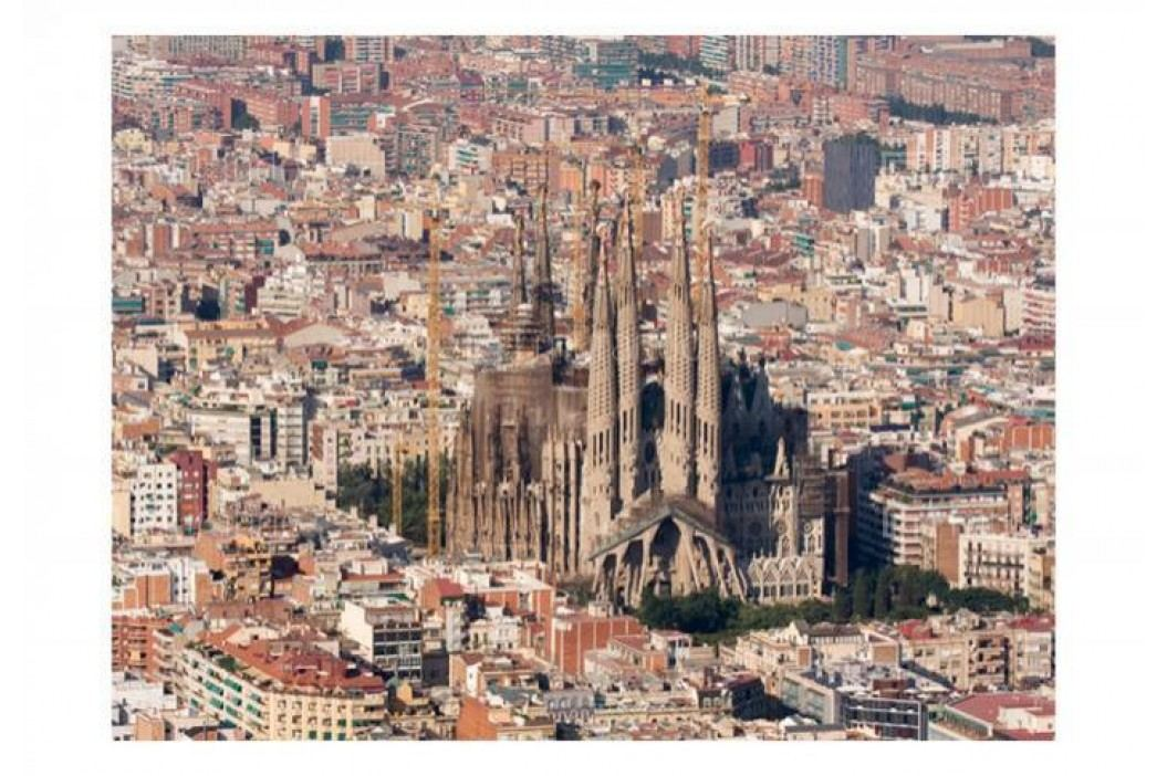 Murando DeLuxe Fototapeta (150x116 cm) -  Barcelona