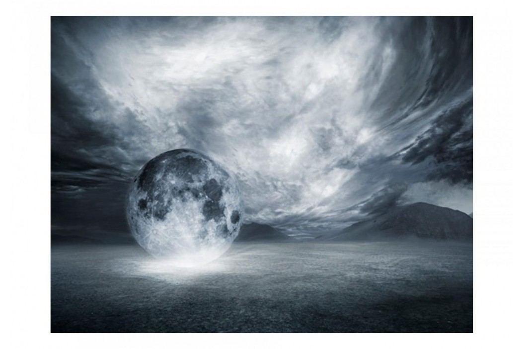 Murando DeLuxe Záhadná planeta 150x116 cm