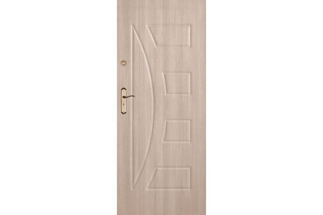 Vchodové dveře SOLID 17