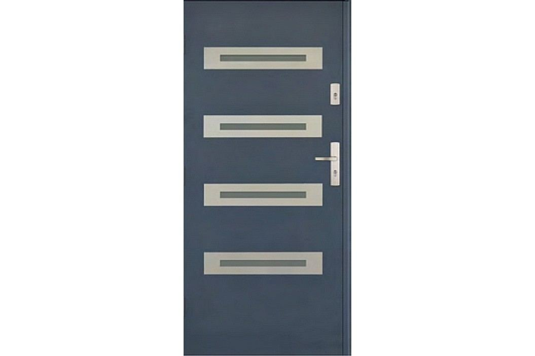Dveře Thermika Escada s aplikací