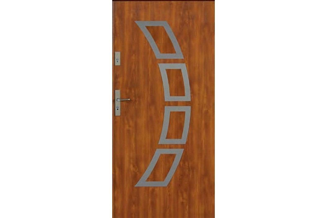 Dveře Thermika Lima INOX s aplikací