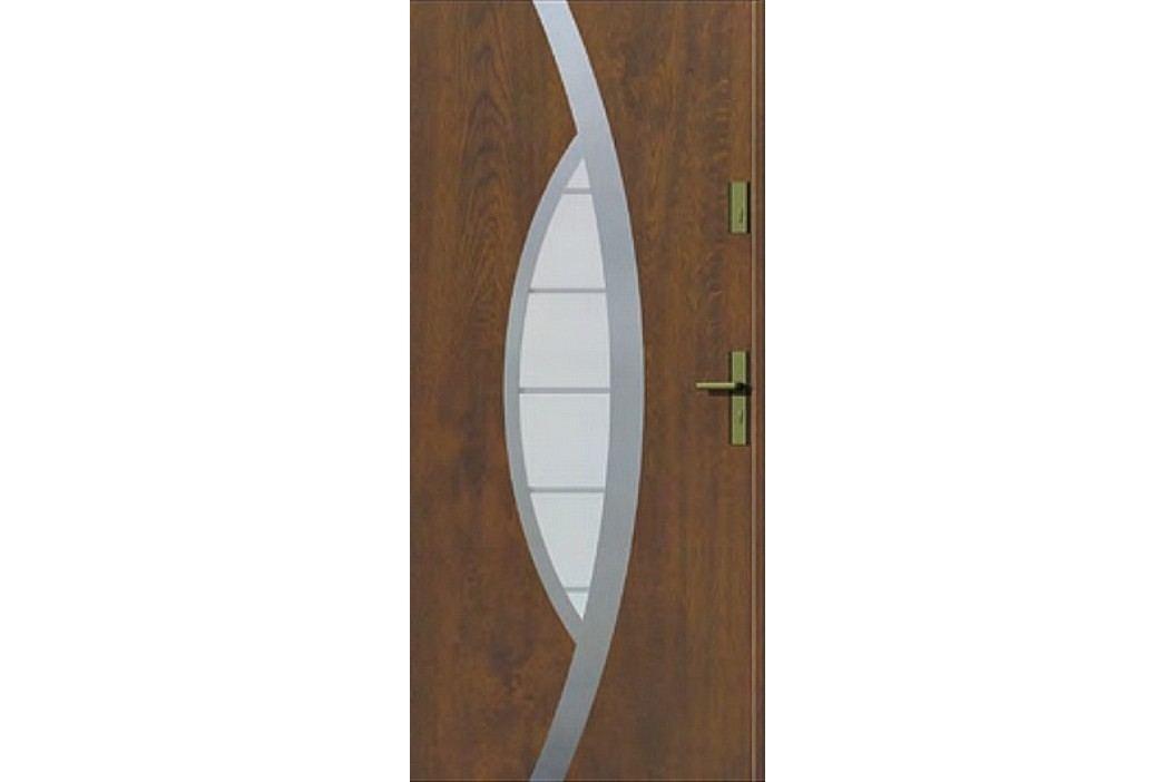 Dveře Thermika Lacero s vitráží