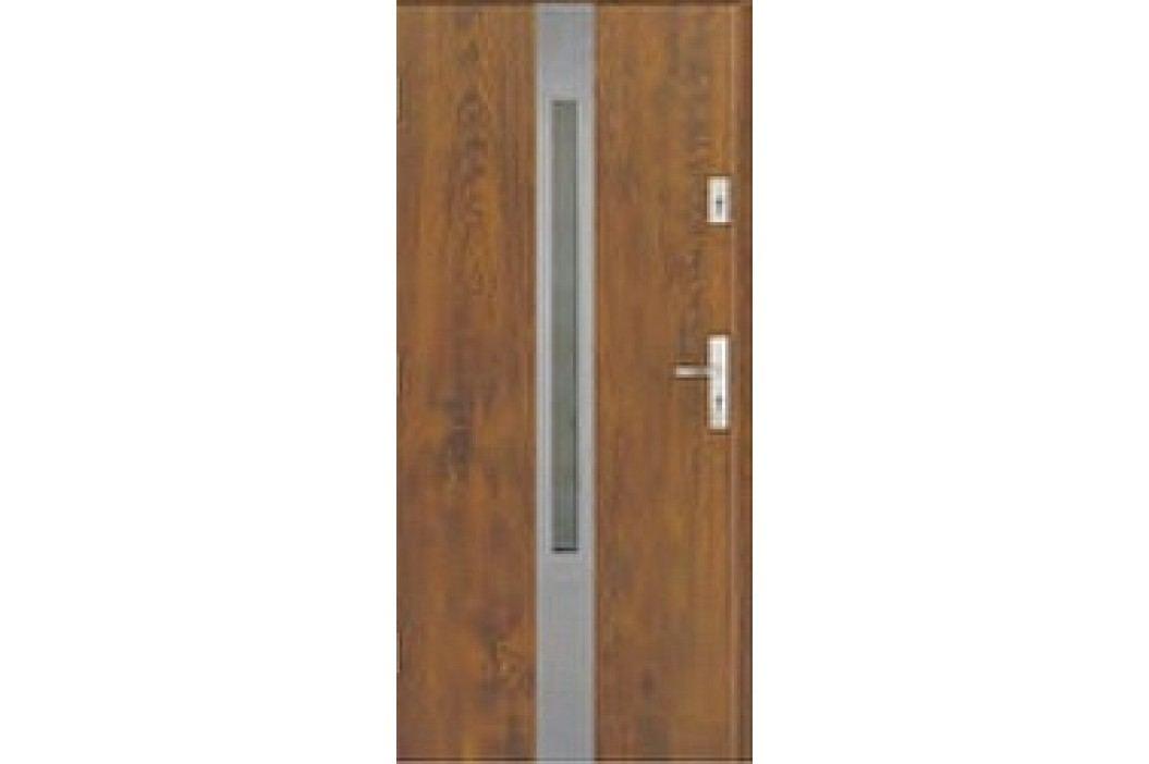 Dveře Prima Elevado 2  s vitráží