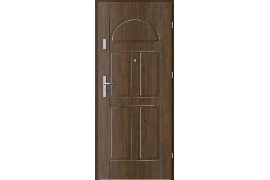 Vstupní dveře Porta Opal Plus frézovaný office model 1