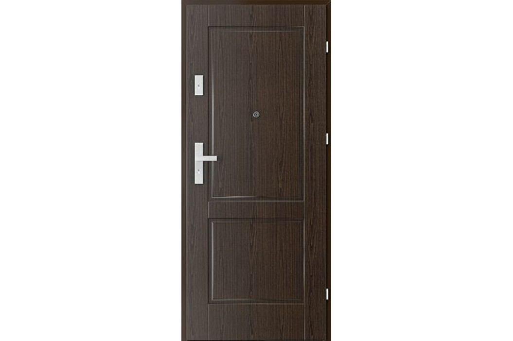 Proti požární dveře Porta Granit frézovaný office model 2